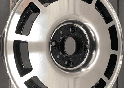 Velgen CNC afdraaien - Zilver